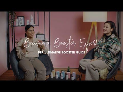BECOME A BOOSTER EXPERT | Der ultimative Booster Guide inkl. Anti-Aging-Produktneuheit!