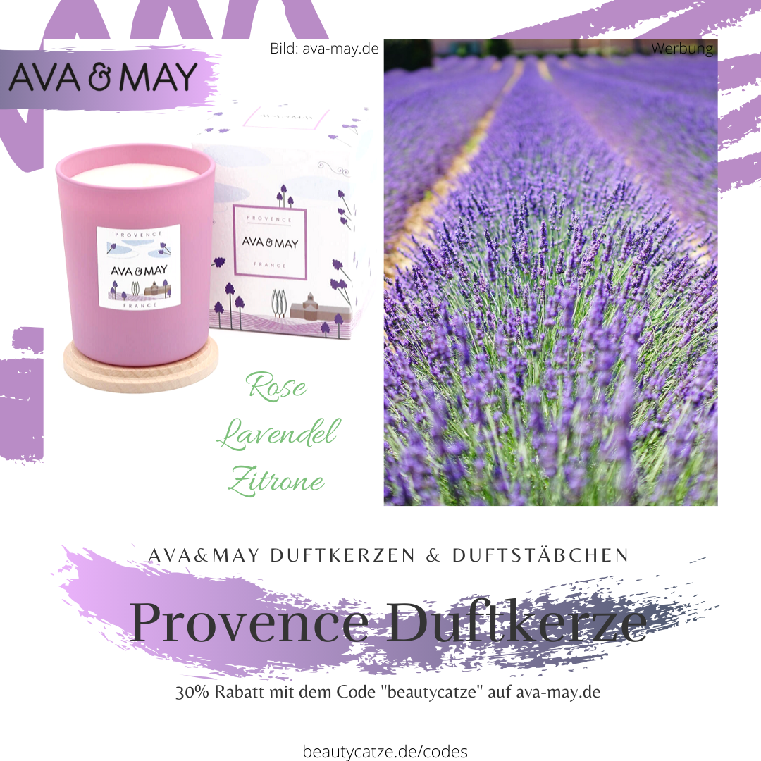 AVA and MAY Provence France Duftkerzen Erfahrungen avamay Kerzen beautycatze