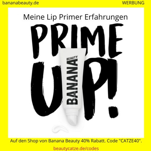 Banana Beauty Erfahrungen Lip Primer beautycatze