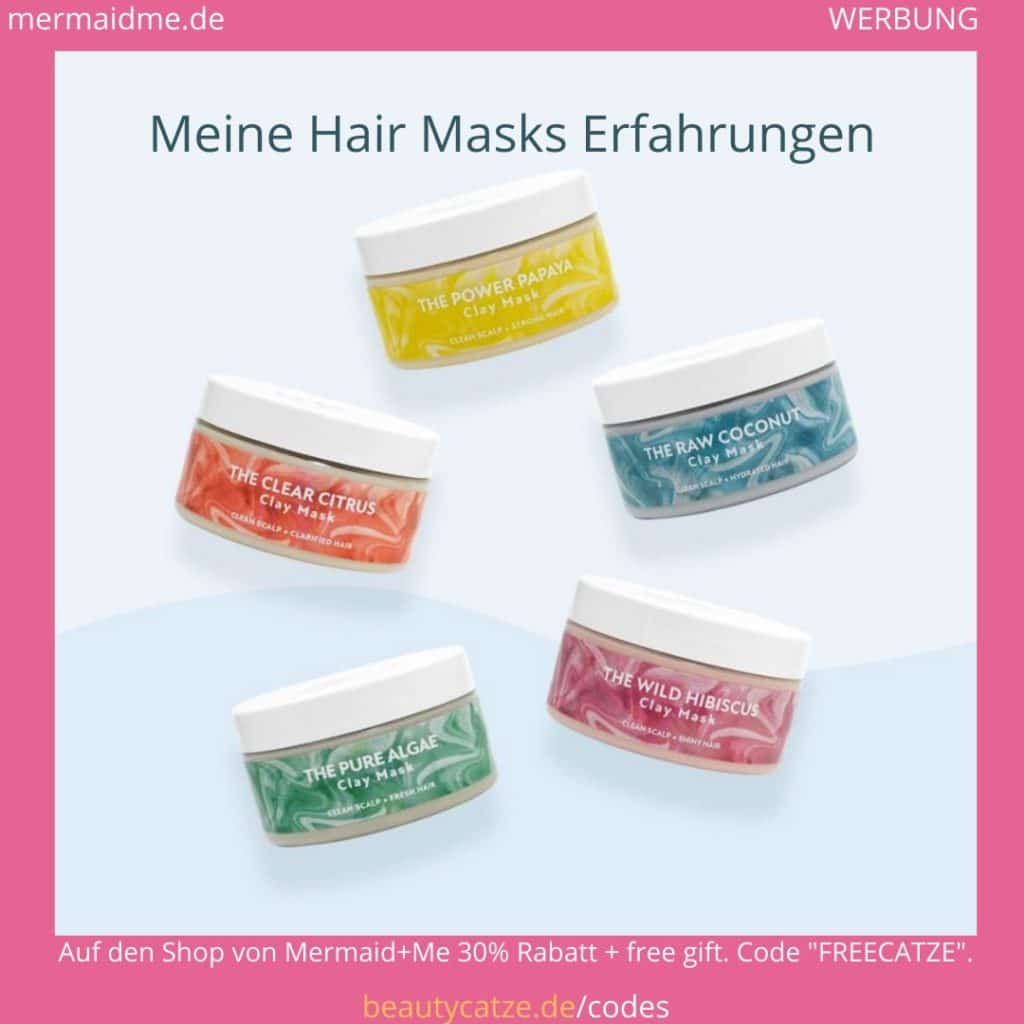 Mermaid Me Erfahrungen Hair Masks Haarmasken beautycatze
