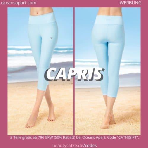 Capris Oceans Apart Größen Erfahrung beautycatze