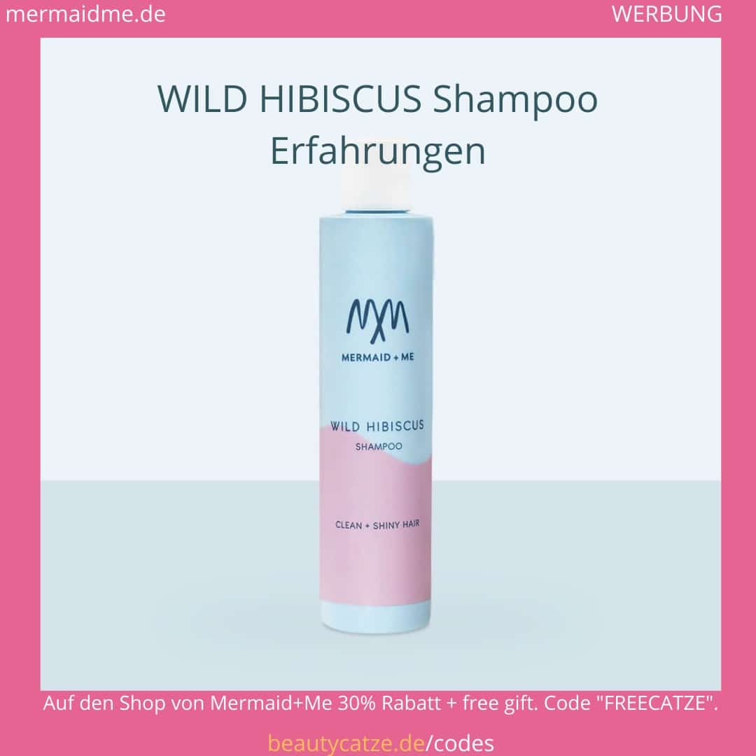 Hair Shampoo Mermaid Me Erfahrungen Haar beautycatze