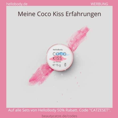 Hello Body COCO KISS LIPPEN-PEELING Erfahrungen