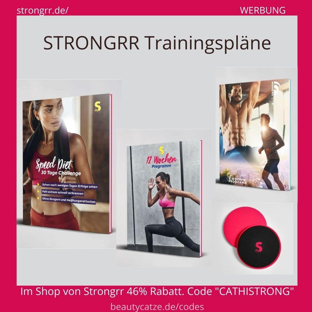 46% STRONGRR Rabattcode