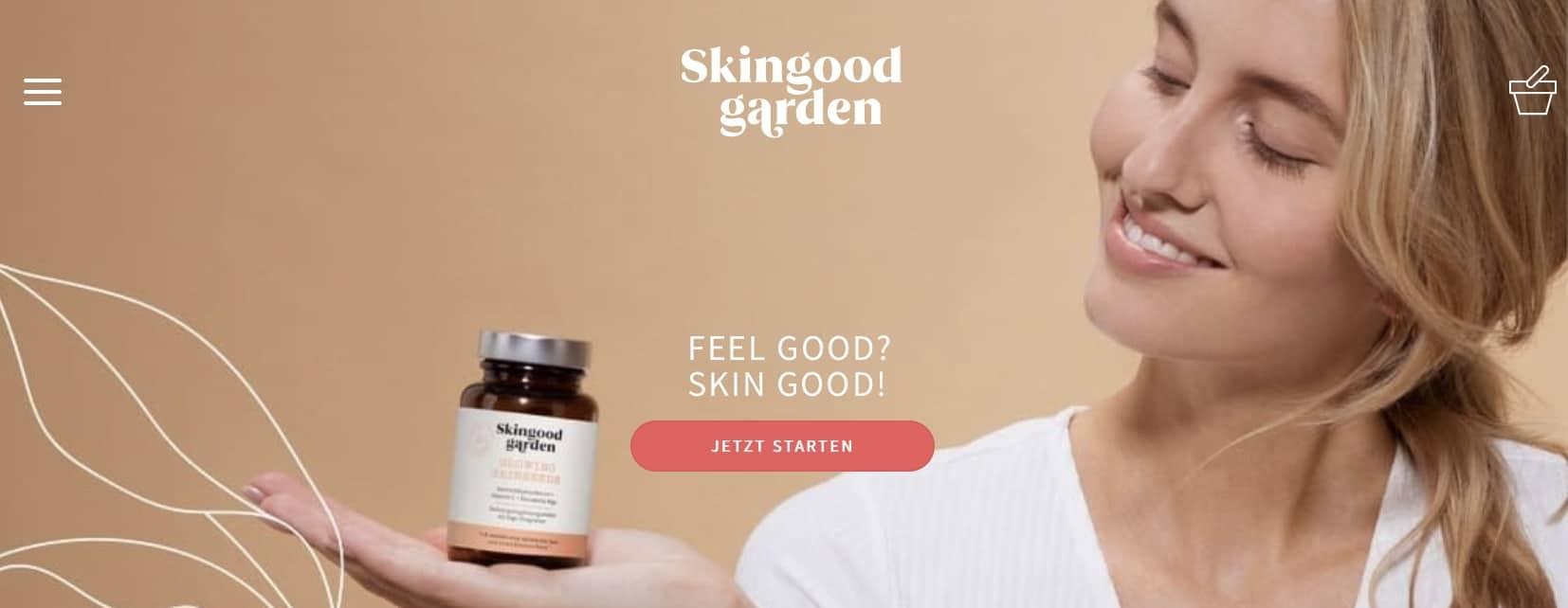 Skingood Garden Erfahrungen Produkte Skin Seeds Body Seeds Nahrungsergänzungsmittel