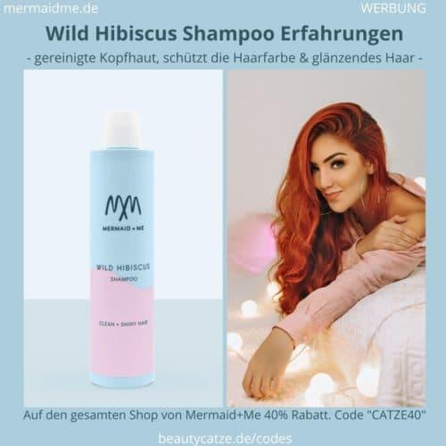 Mermaid and Me Wild Hibiscus Shampoo Erfahrungen Bewertungen