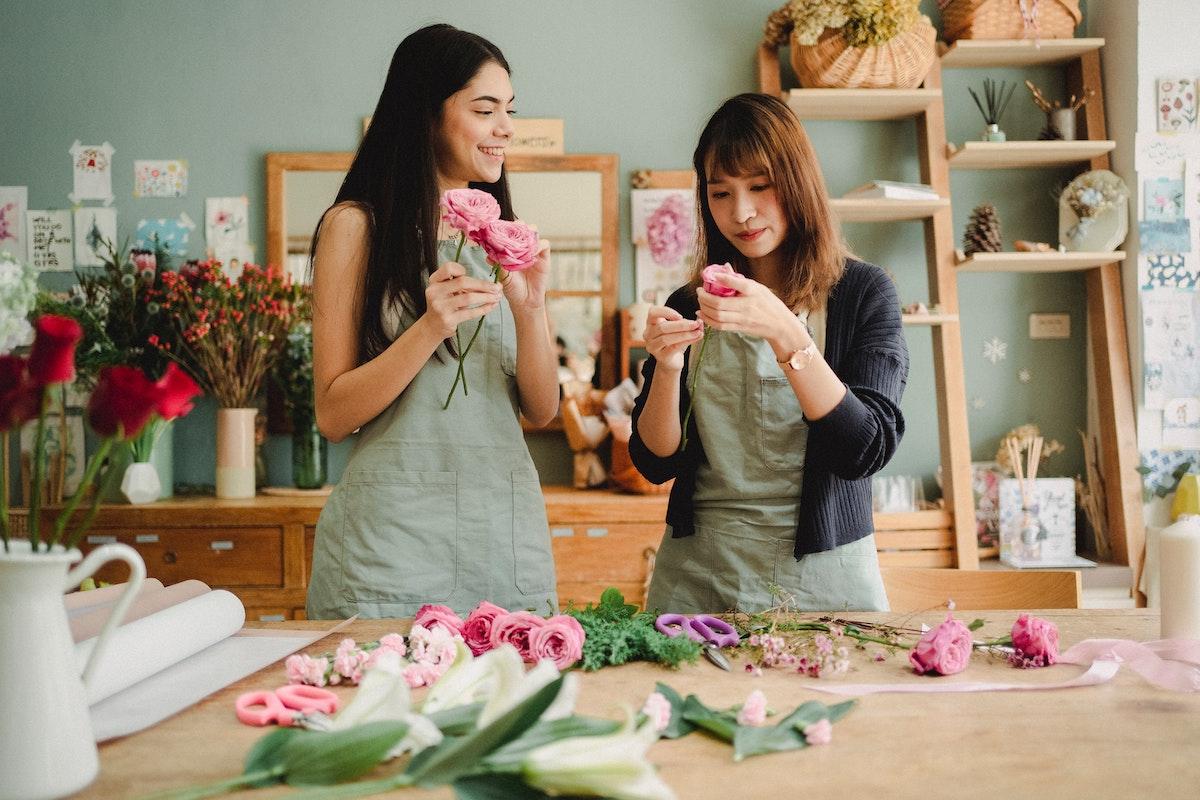 Blumen Duftkerze Ava May Kerze Rose Duft Bewertung rosa