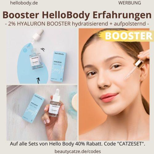 Booster Hello Body Erfahrungen HYALURON Bewertungen Wirkung