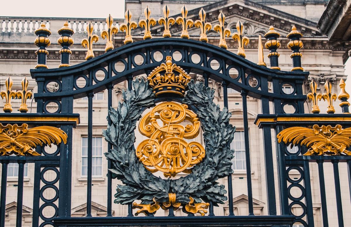 Buckingham Palast London Wahrzeichen