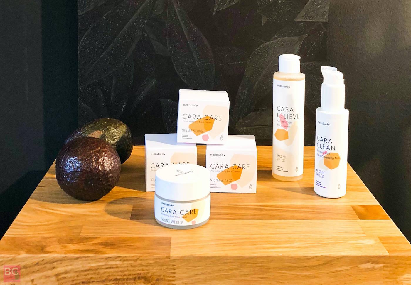CARA Hello Body Produkte Erfahrungen Bewertungen