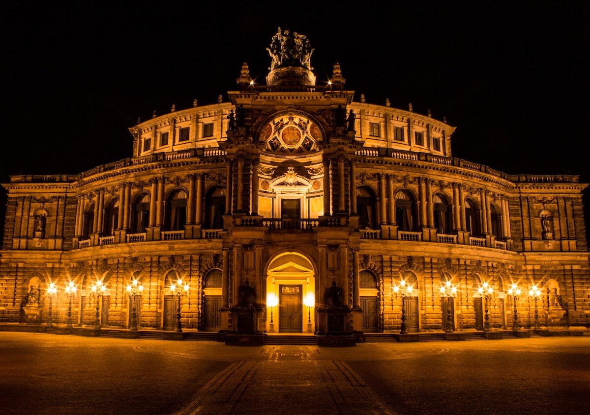 Dresdener Zwinger Altstadt Sehenswürdigkeiten