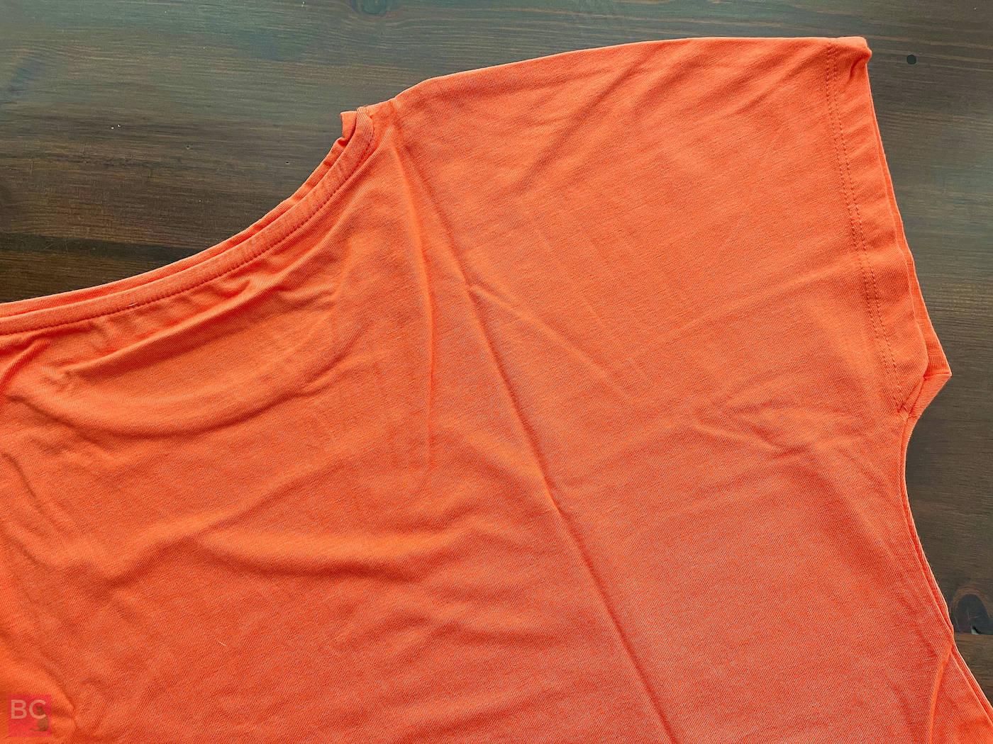 The Mia Shirt Les Lunes Erfahrungen hinten Details