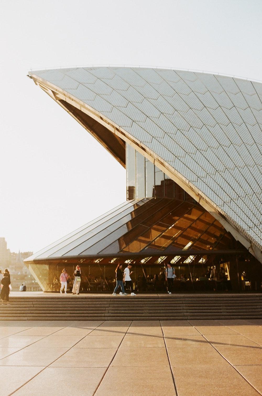 typisch Sydney Betonkerze Museum