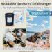 Erfahrung SANTORINI Kerze AVA&MAY 180g Duftkerze Geruch Santorini Greece