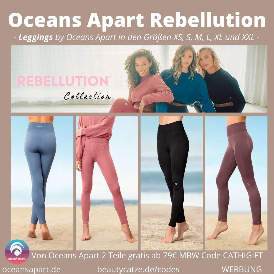 Oceans Apart Alea Vivid Jeffy Sydney Set Deluxe Erfahrungen Leggings Pants Bewertung Größe Stoff