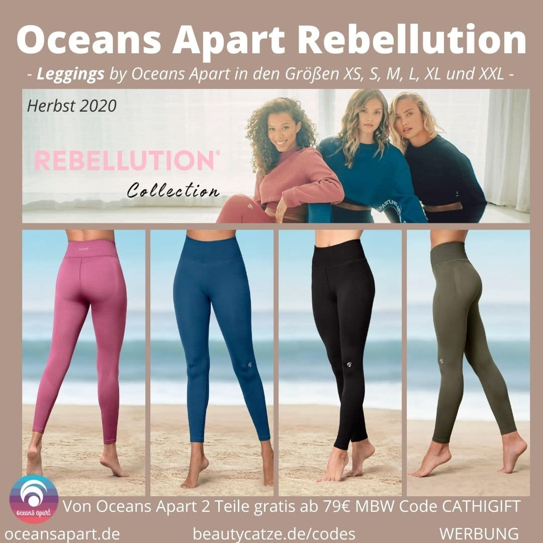 Oceans Apart Madison Set Deluxe Erfahrungen Leggings Pants Bewertung Größe Stoff