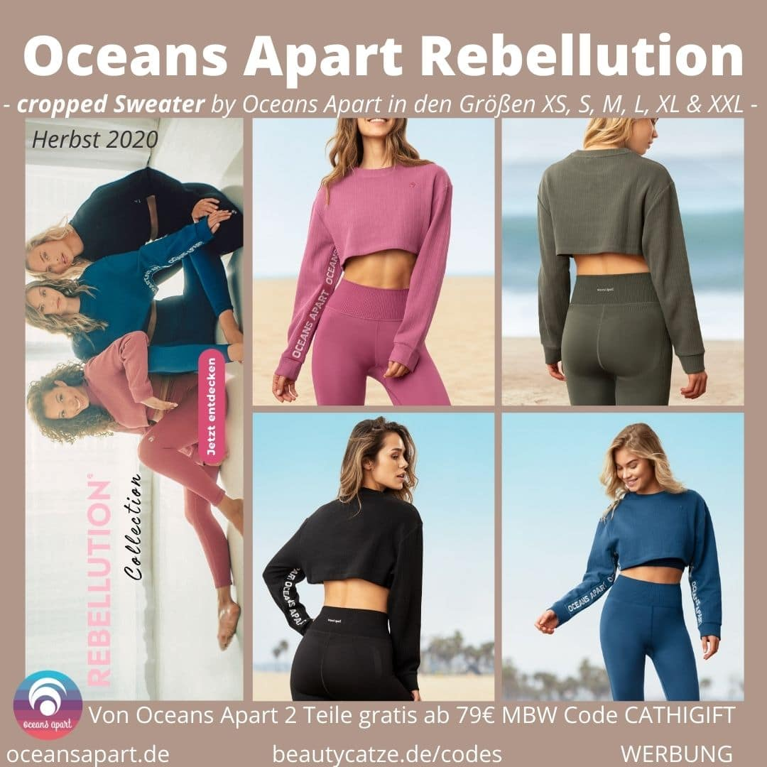 Oceans Apart Rebellution Collection Erfahrungen Sweater Bewertung Größe Stoff