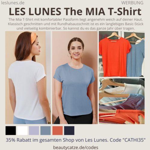 THE MIA T-SHIRT LES LUNES Erfahrungen Details