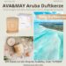 Ava and May ARUBA Caribbean große DUFTKERZE Erfahrung 500g ava&may