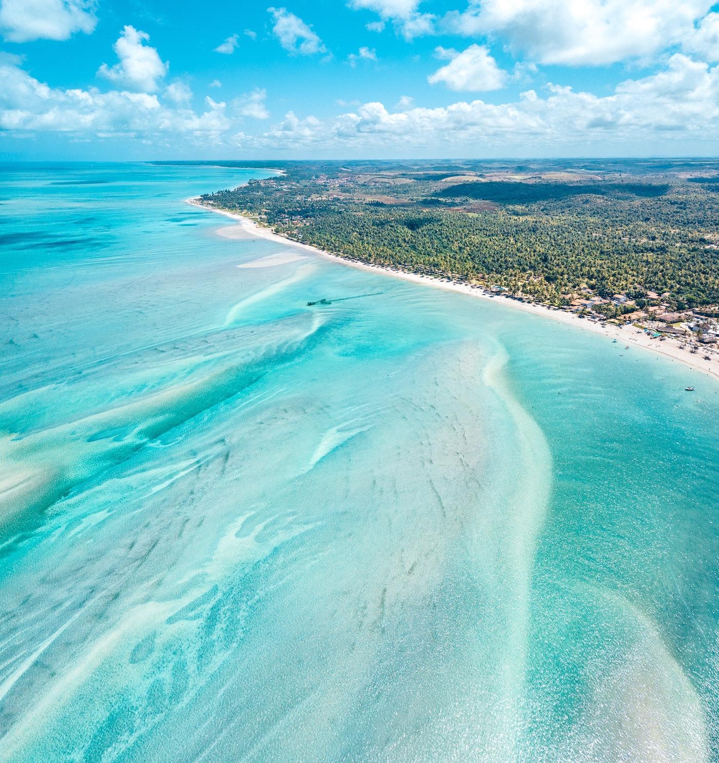 Karibik Strand Aruba Beach Caribbean