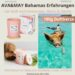 Erfahrung BAHAMAS AVA&MAY 180g Duftkerze Geruch Bahamas Caribbean