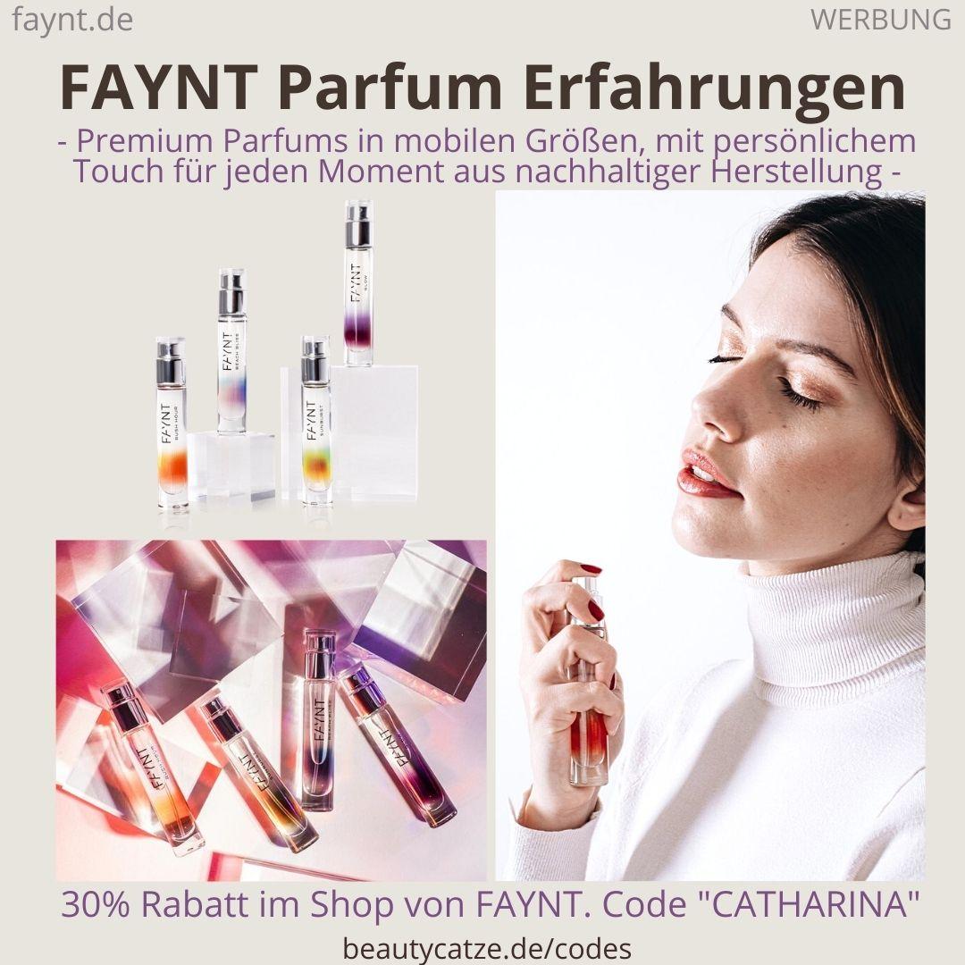 GLOW FAYNT Parfüm Erfahrungen Parfum Welche Düfte gibt es