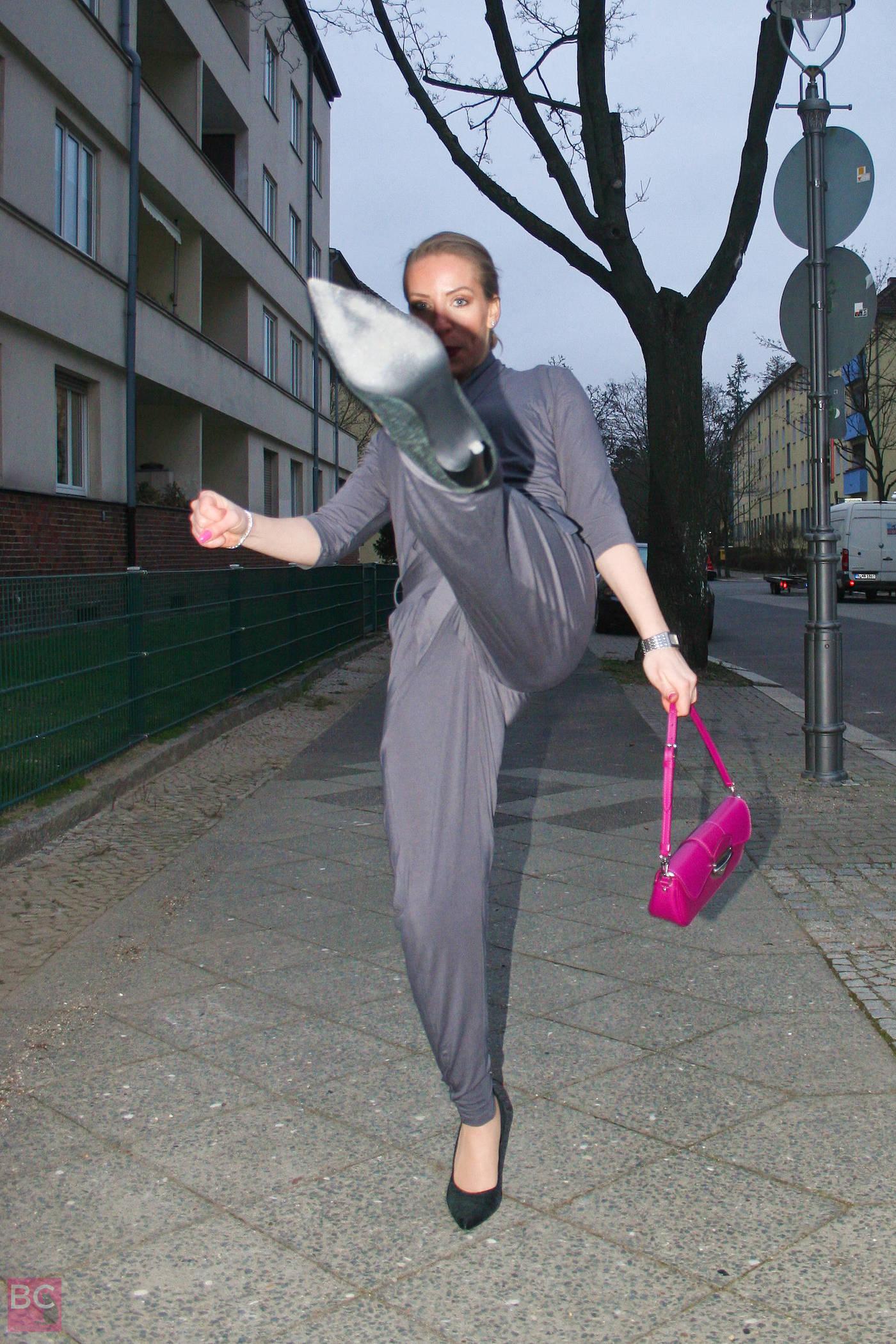 The Paul Jumpsuit Erfahrung - Beweglichkeit ist drin ;-)