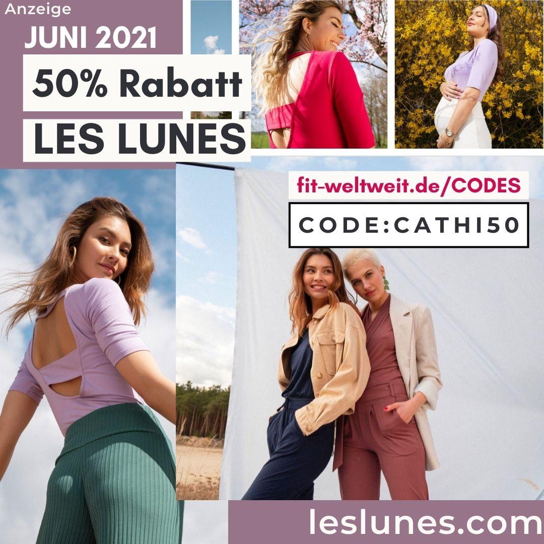 50% Les Lunes Rabattcode Juni 2021 Gutscheincode CATHI50