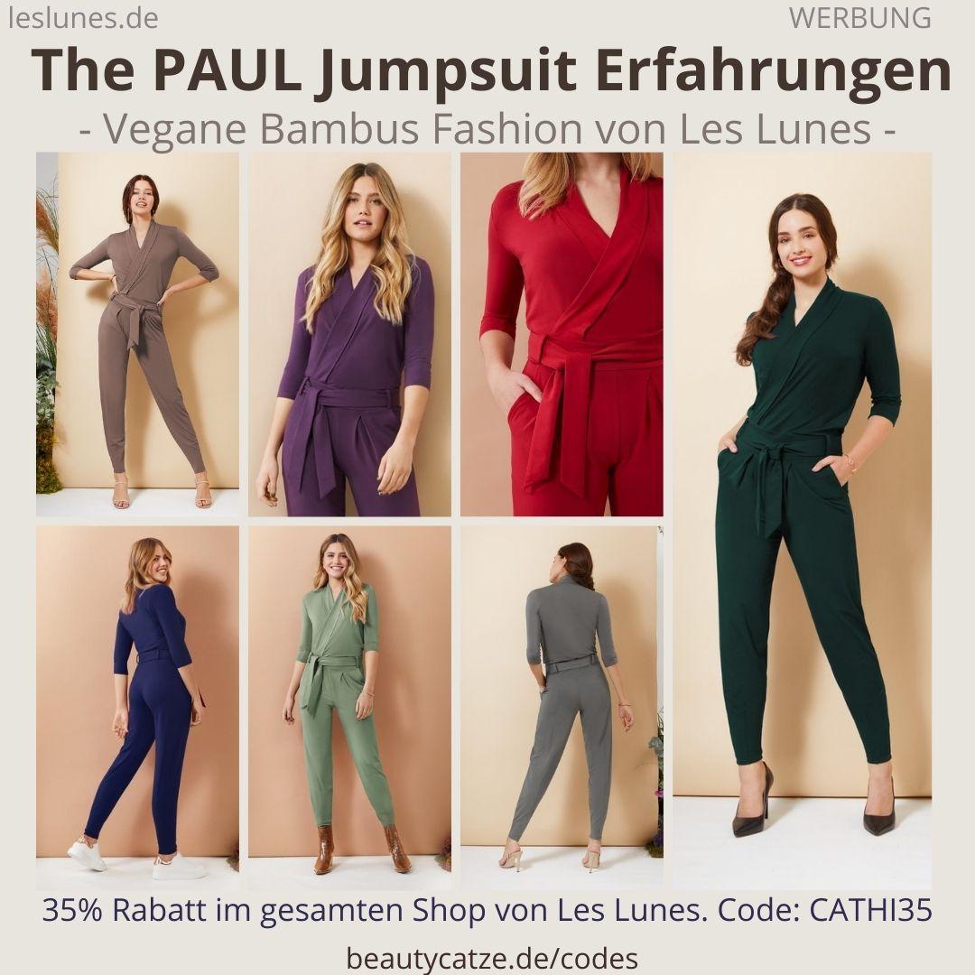 Bestseller The PAUL JUMPSUIT Eitteiler Overall Les Lunes Erfahrungen Größe Stoff