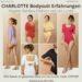 The CHARLOTTE BODYSUIT Body Oberteil Einteiler rückenfrei Les Lunes Erfahrungen Größe