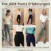 The JADE Pants Hose Les Lunes Erfahrungen Größe blickdichter Stoff