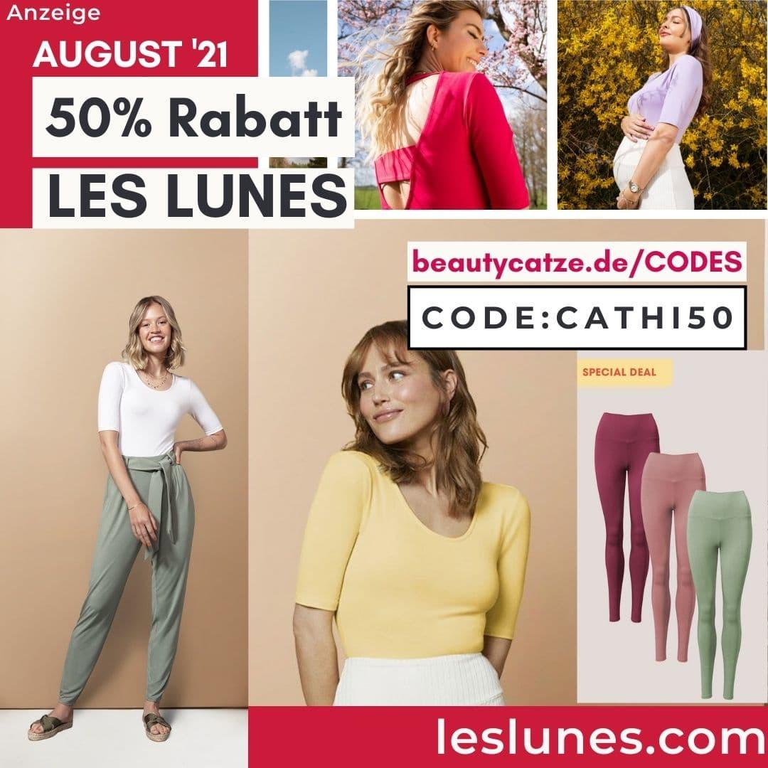Les Lunes Gutscheincode 50% Rabatt August 2021