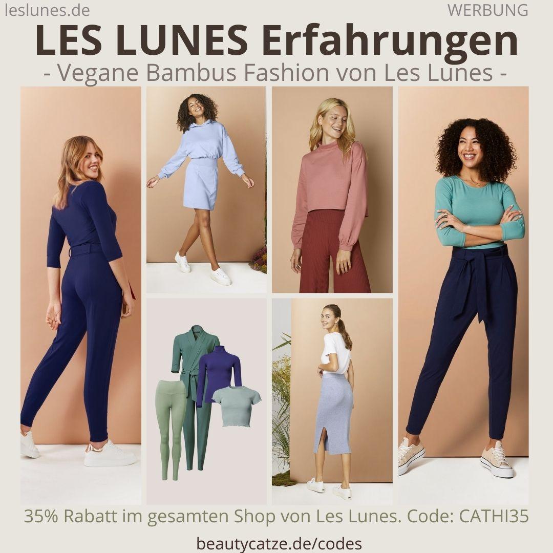LES LUNES Erfahrungen Hosen Sweater Kleider Herbst 2021